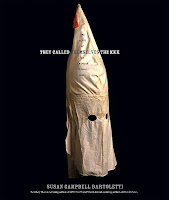 book cover for They Called themselves the KKK by Susan Campbell Bartoletti