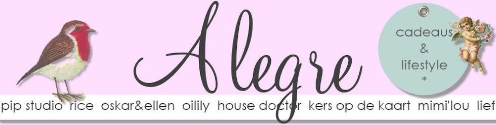 Alegre Webshop - Cadeaus & Lifestyle