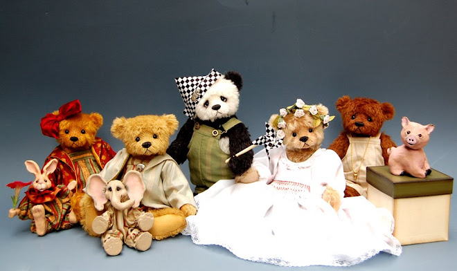 Storybook Bears and Friends