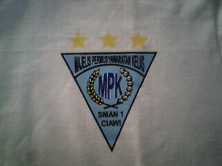 Lambang Majelis Permusyawaratan Kelas 2010-2011