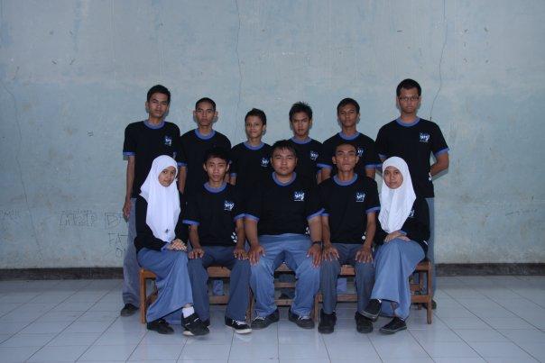 Anggota MPK 2009-2010
