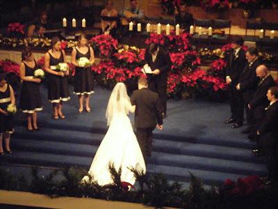 Traditional Christmas Wedding Theme