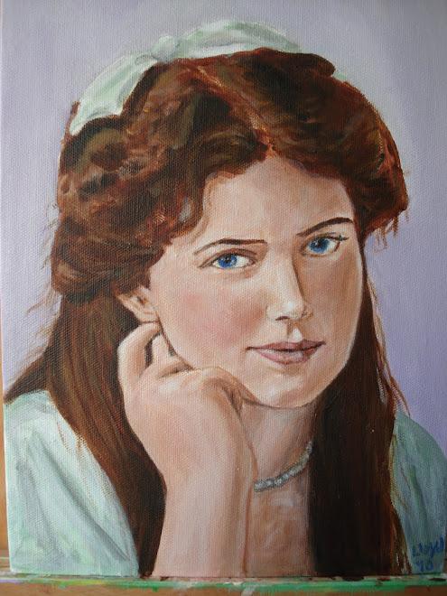 Marie Nikolaevna  2010