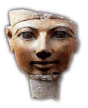 Hatshepsut, la dama del Nilo.
