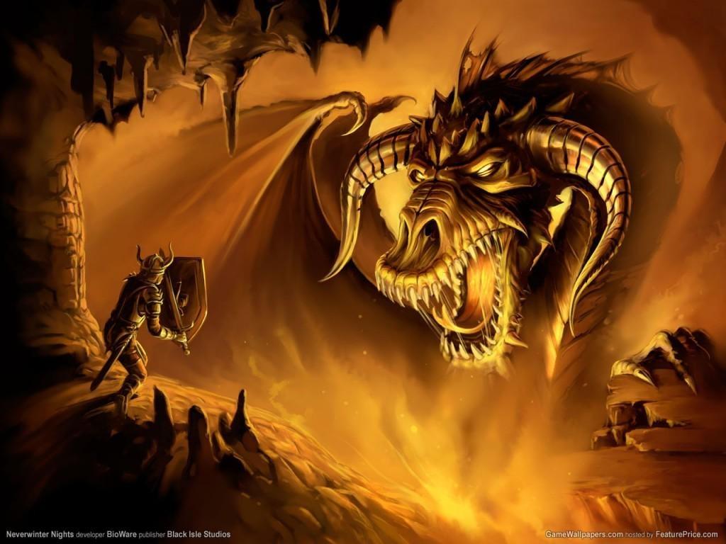 FULL WALLPAPER Dragon Wallpapers