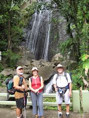 Julio, Jenny, y Pablo en la Coca, El Yunque