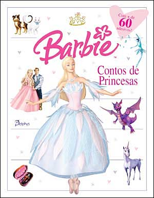 barbie contos de princesas