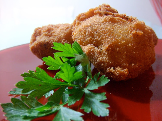 receta de nuggets de pollo thermomix