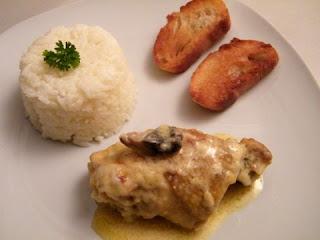 receta de pollo a la gaston gerard