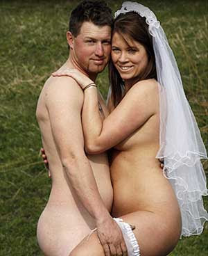 nudist wedding 2 A man registered as a sex offender in Alaska was sentenced Thursday to six ...