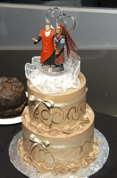 Blogger Of The Bride Week Of Cakes