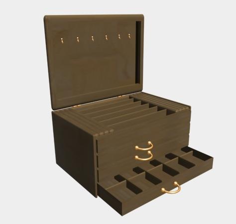 jewelery box: