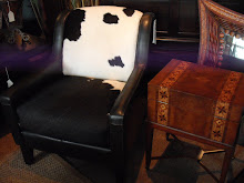 Cowhide Chair In Stock