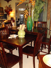 Java Table Set In Pub or Regular Dinning