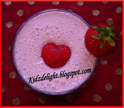 [sireesha+healthy+strawberry+shake]