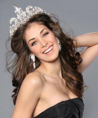 DAYANA MENDOZA Miss Universe 2008
