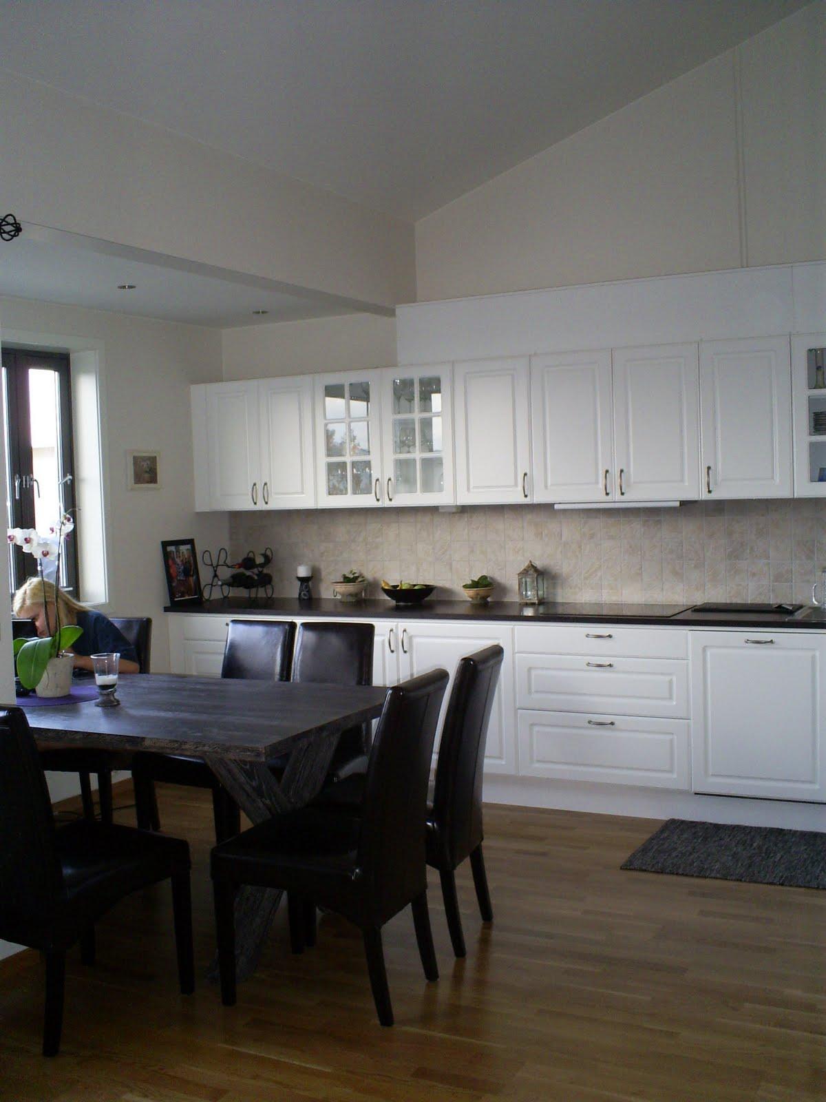 Smycka ditt hem: pappas lägenhet, kök