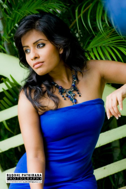 Hottest Srilankan Model Judy Muller Photos
