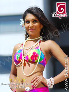 lankan model Pushpika Sandamali sexy image