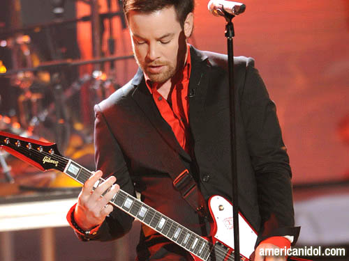 album david cook american idol. David Cook is busy working on
