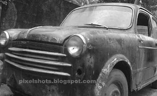 old fiat cars,cars in scratch yard,old indian fiat,old fiat car,kerala old car photos,old cars in cochin,cars rusting in garage,rusting old car,cochin old car photos,black and white photos,black and white car photos,b and w photography,black and white cellphone photography