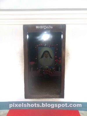 alphonsa Kudamaloor Home,christian saint woman,saint-alphonsa-home,sister-alphonsa-native-home,inside-saint-alphonsas-home-kudamaloor,janmagriham -alphonsa,kerala-women-saint