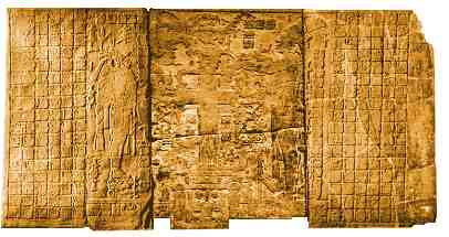 Weslyan University Expounds Upon the Palenque Temple of the Cross Group and Cross Tablet