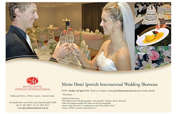 Weddings at Metro Hotel Ipswich International