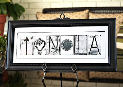 make it right, brad Pitt, new Orleans, I heart NOLA, hurricane Katrina, 9th ward, Alphabet Photography, name frame, alphabet art, new Orleans art