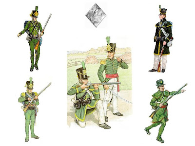 My military history research interests the regiment of riflemen my military history research interests the regiment of riflemen 1808 1821 fandeluxe Choice Image
