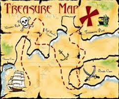 how to create a treasure map book news nexxt