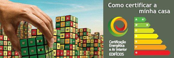 Certificação Energética e Ar Interior EDIFÍCIOS