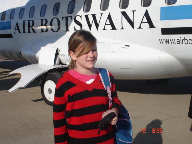 visiting botswana