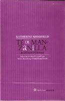 Té de manzanilla & otros poemas. Katherine Mansfield -ed.Bajo la luna