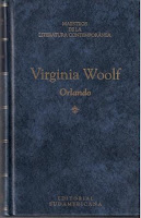 Orlando. Virginia Woolf. Ed. Sudamericana