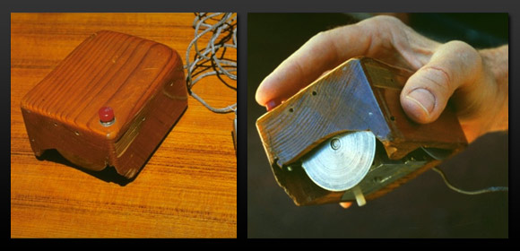 world�s first mouse invented by douglas engelbart