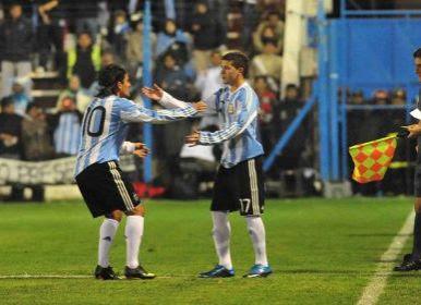 Argentina vence a Haiti