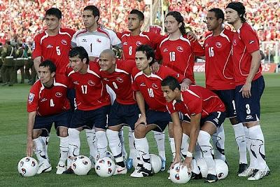 Chile favorita para ganar el Mundial segun encuesta de FIFA.com