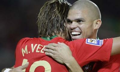Pepe se recupera y sueña con el Mundial