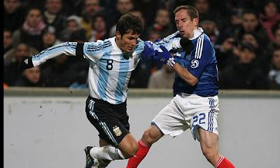 Javier Zanetti al Mundial 2010