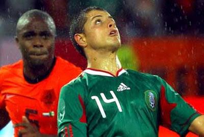 Lista de jugadores de Mexico