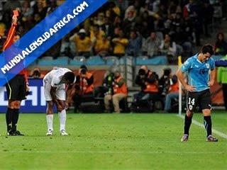 Nicolas Lodeiro fracturado fuera del Mundial