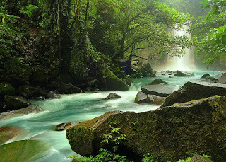 Aguas Corrientes :3 Rio-celeste-costa-rica