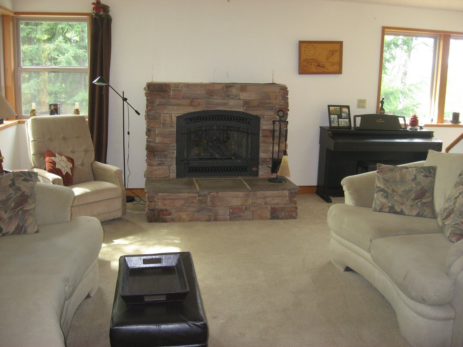 Far From the Pahk: Anatomy of a Fireplace