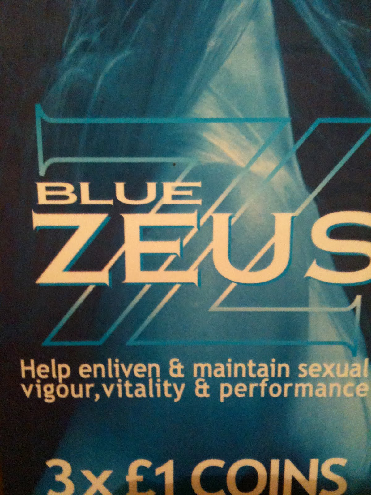 Herbal viagra blue zeus