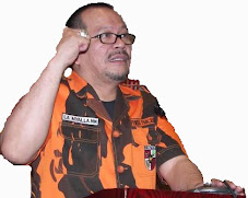 KETUA UMUM MPW PEMUDA PANCASILA JAWA TIMUR