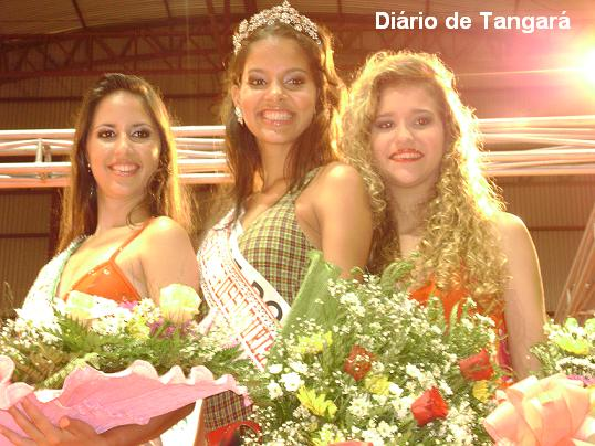 Concurso Miss Estadual de Turismo realizado em Tangará
