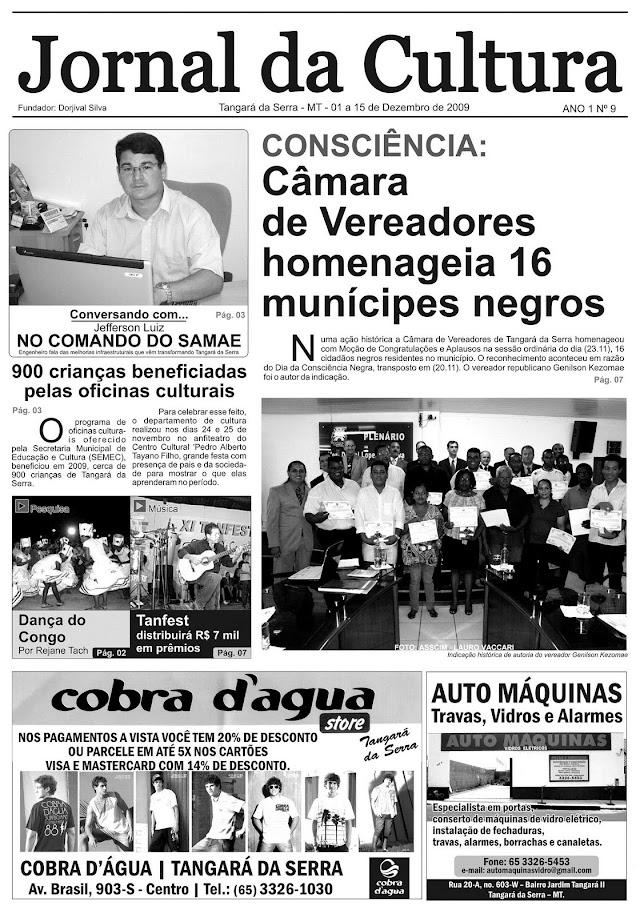 Jornal da Cultura começa a ser distribuído hoje