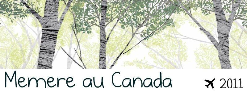 Memere au Canada