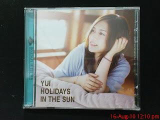 日本創作歌手YUI